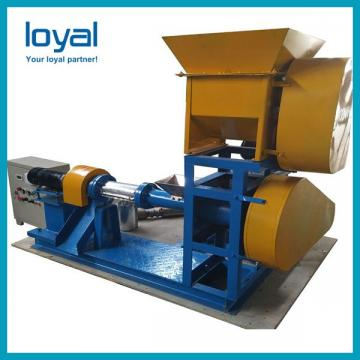 Fish feed production machines/carp food pellet extruder/sea eel feed pellet press machine