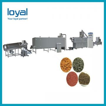 Carp fish food floating fish feed extruder machine