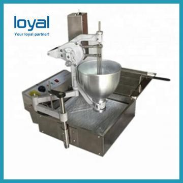 SUS 304 automatic mini donut machine/donut maker/donut making machine