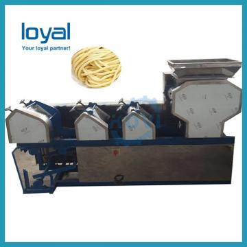 Household Small Manual Stainless Steel Fresh Hand Vegetable Home Pasta and Noodle Making Machine