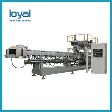 Industrial bugles chips crispy rice food making machinery