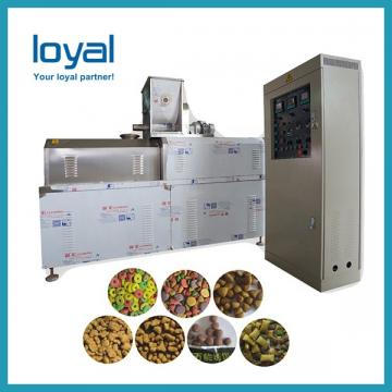 Dental dog snacks machinery chewing gum treats machine automatic pet treats extruder