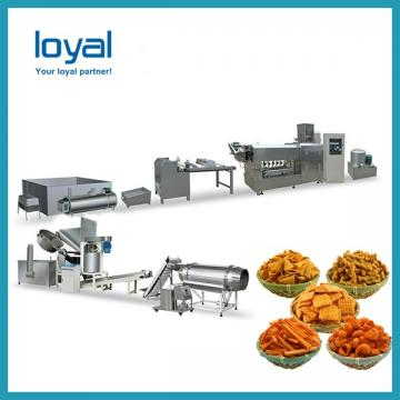 High quality 2d 3d snacks machine fried snacks equipment
