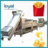 High Quality Fried Pellet Snack Food Chips Equipment Plant Machine Processing Line