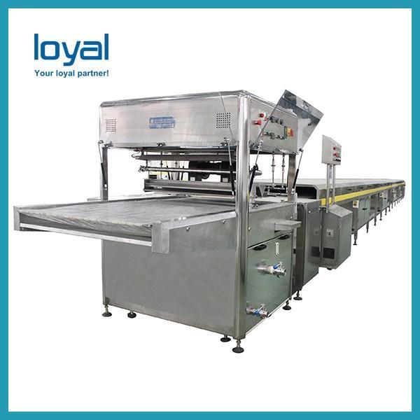 Low Price Milk Chocolate Making Machine Production Line Machines Donut Making Machine #2 image