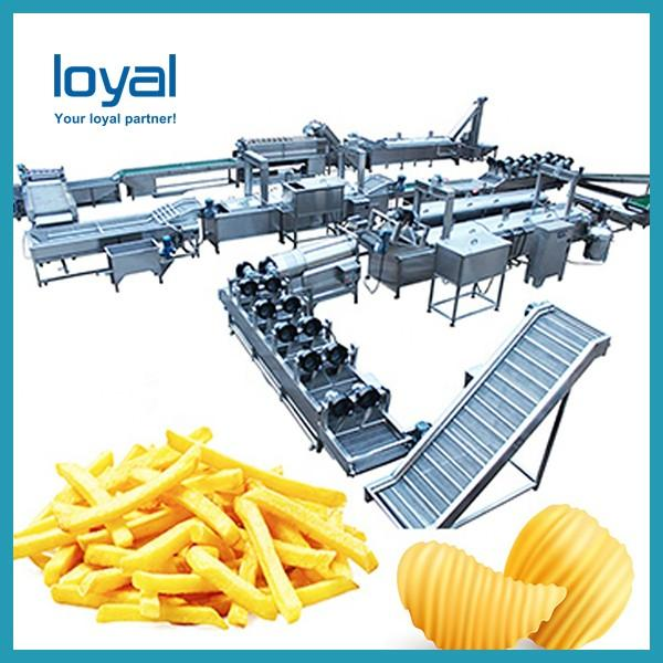 Complete sets of equipment French fries production line potato chips Fried processing line #2 image