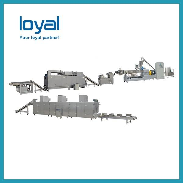 High Quality Fried Pellet Snack Food Chips Equipment Plant Machine Processing Line #2 image
