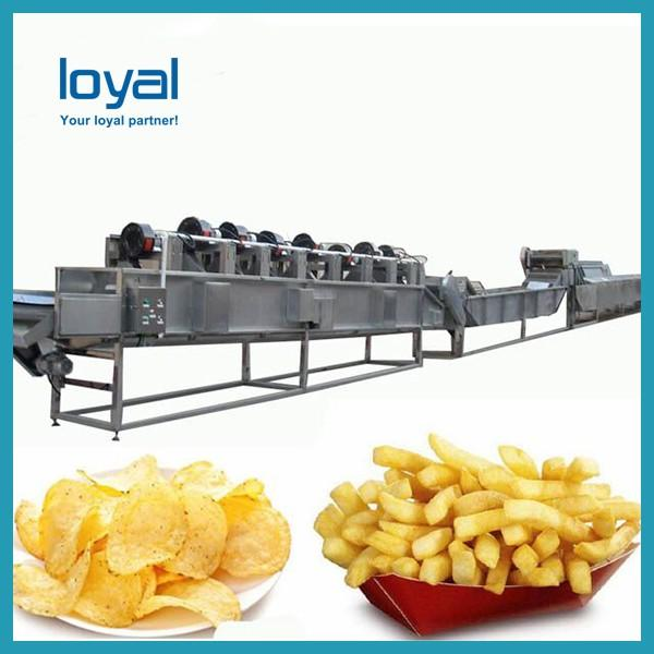 Complete sets of equipment French fries production line potato chips Fried processing line #3 image