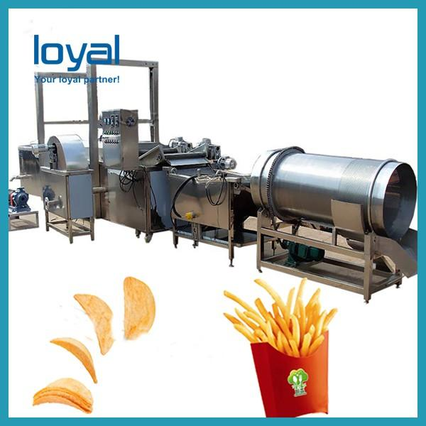 Potato Chips Manufacturing Machine French Fries Strips Processing Line #3 image