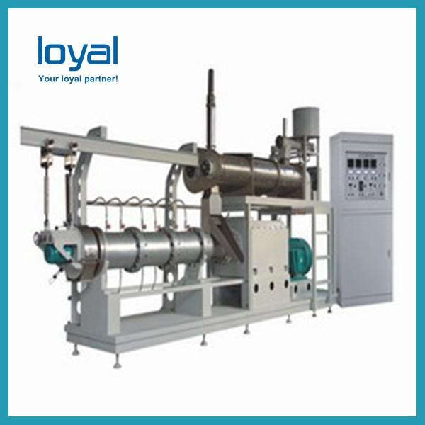 82KW Artificial Rice Production Line , Baby Nutritional Rice Powder Making Extruder Machinery #1 image