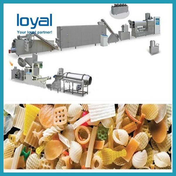 Potato Starch Extrusion Fried Food Machines #1 image