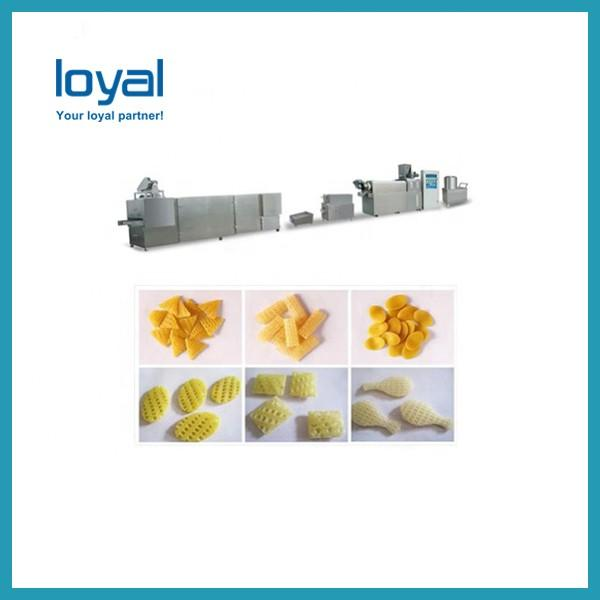 Cone Shape Fried Bugles Corn Snacks Food Processing Machinery #1 image